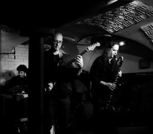 Marc Boutillot Quartet avec Léonida Fava, Philippe Monge et Julien Augier