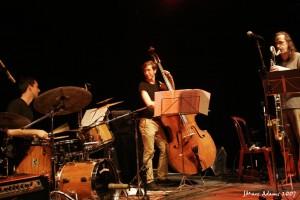 Marc Boutillot Trio avec Sébastien Béliah et Frédéric Delestré