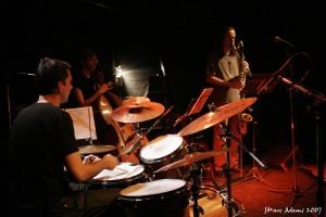 Marc Boutillot Trio avec Sébastien Béliah et Frédéreic Delestré
